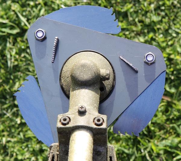BrushDestructor Brushcutter Blades