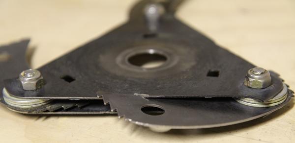 BrushDestructor Blades