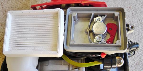 ECHO SRM420TESU - Carb & Air Filter 4 (600x297)