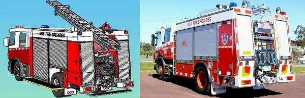 NSW Class 3 Heavy Pumper