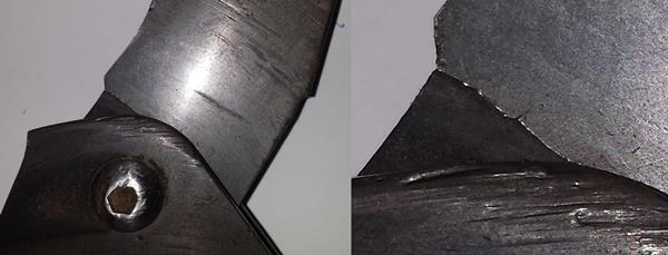 Cracked BrushDestructor Blade