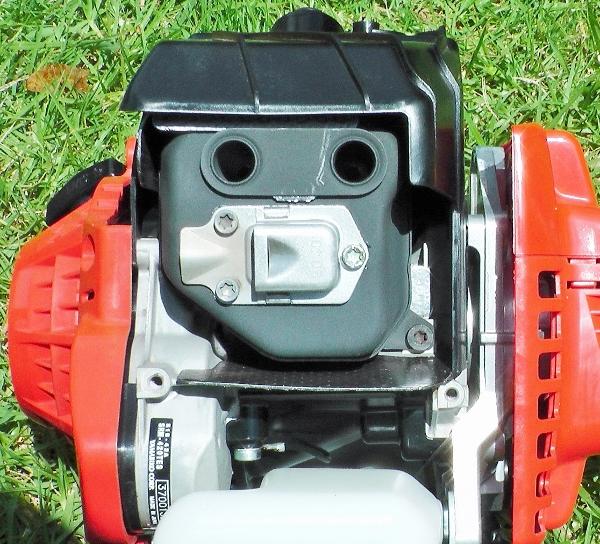 ECHO SRM420TESU - Muffler 1 (600x544)