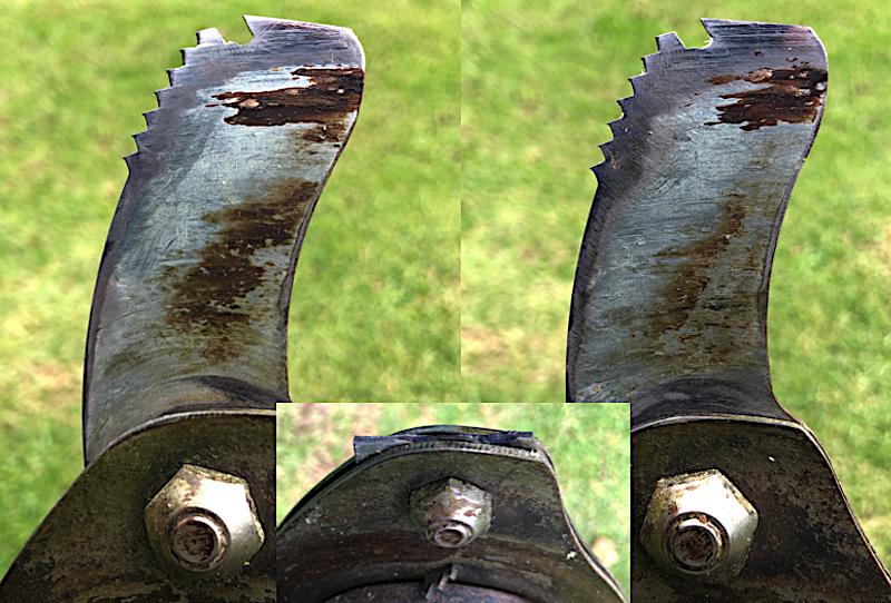 2 2 15 – Failure of Model-17 Flail-Blade