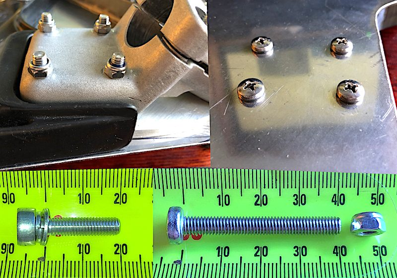 Full Threaded Screws Bolts  fits 4 Cycle HONDA GX35 Trimmer BrushCutter