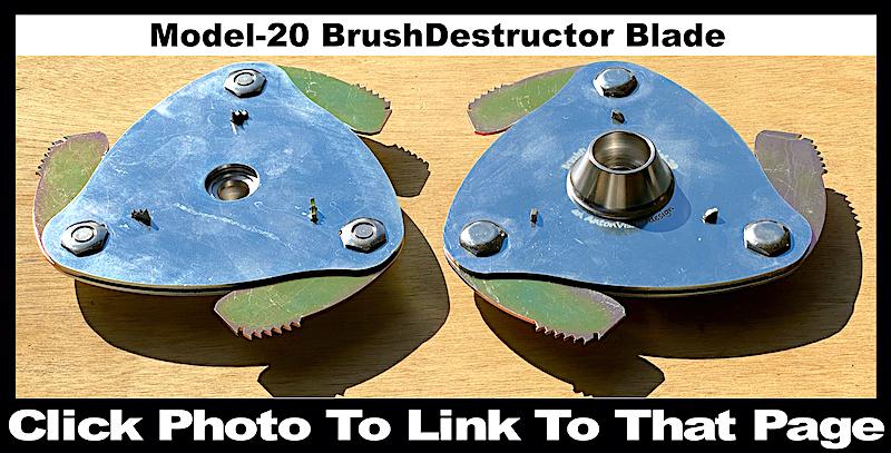 Model-20 Blade link photo